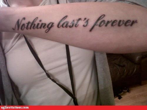Все или ничего на латыни тату на