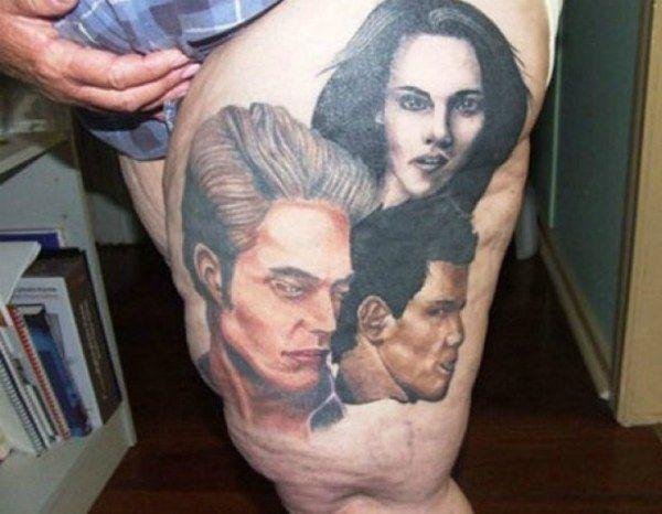 491cdabd3 Tattoo Tuesday: Twilight Tats